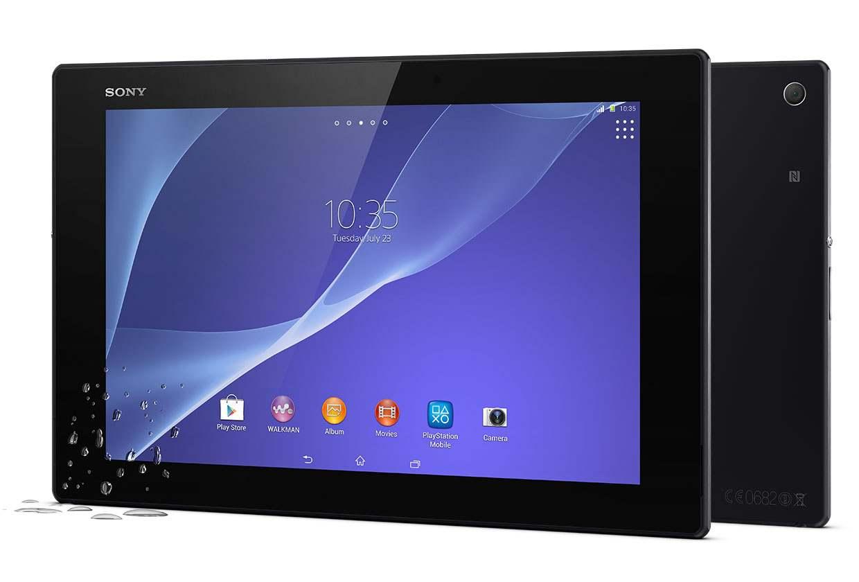 تعرف على الجهاز اللوحي الأنحف في العالم، Xperia Z2 Tablet