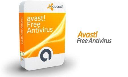 تحميل مضاد الفايروس Avast! Free Antivirus 10.0.2208 مباشر مجاناً