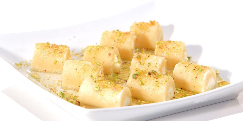 طريقة تحضير حلاوة بالجبن