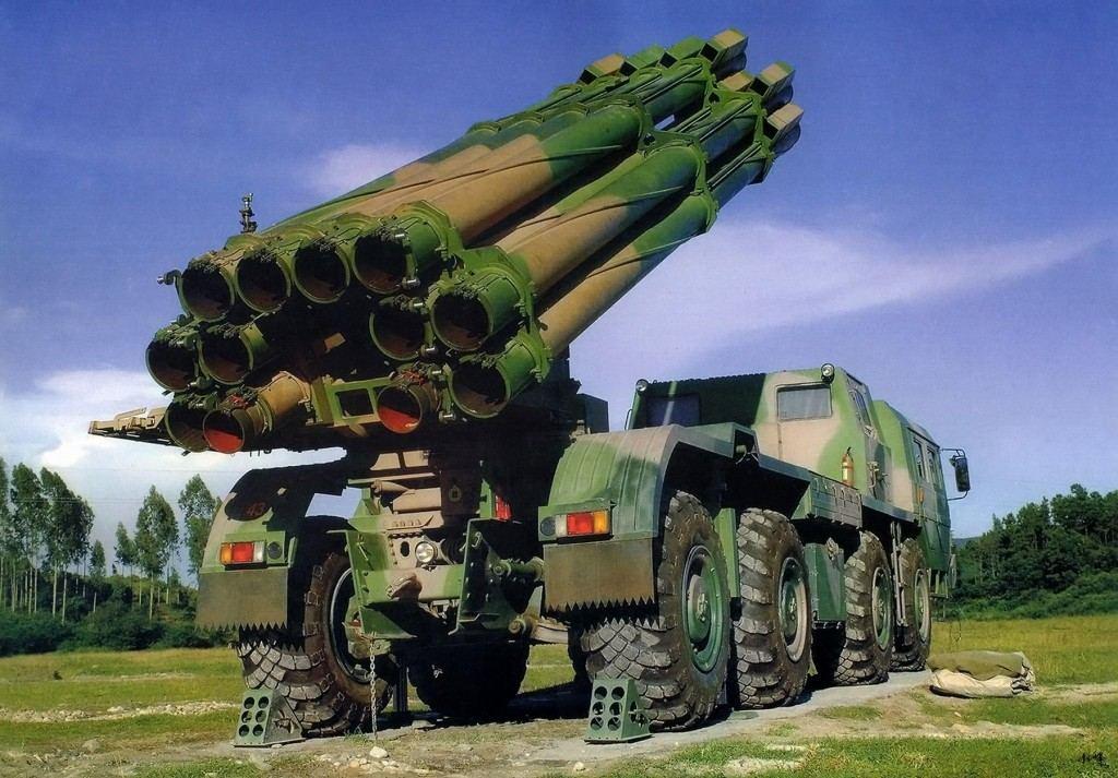 راجمة صواريخ سميرتش
