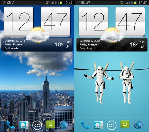 تحميل تطبيق الطقس Weather for the World لأجهزة الأندرويد