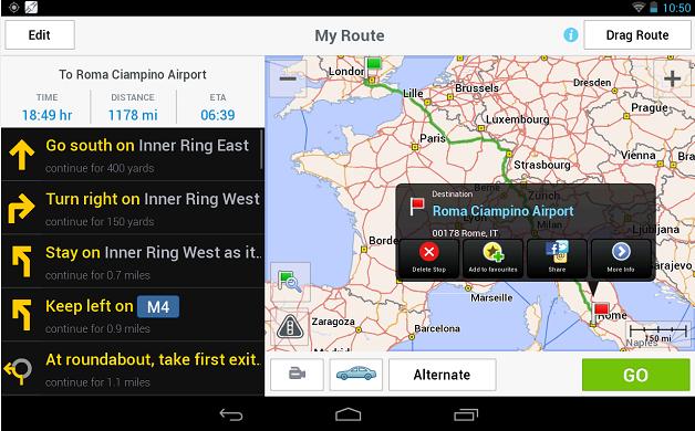 تحميل تطبيق CoPilot GPS