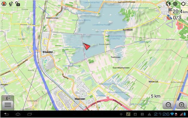 تحميل تطبيق OsmAnd Maps and Navigation