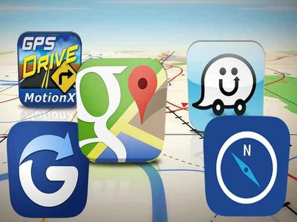 تطبيقات الخرائط و الملاحة أفضل 5 تطبيقات الخرائط والملاحة GPS بدون إنترنت للاندرويد