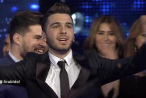 حازم شريف يفوز بلقب أرب آيدول Arab Idol