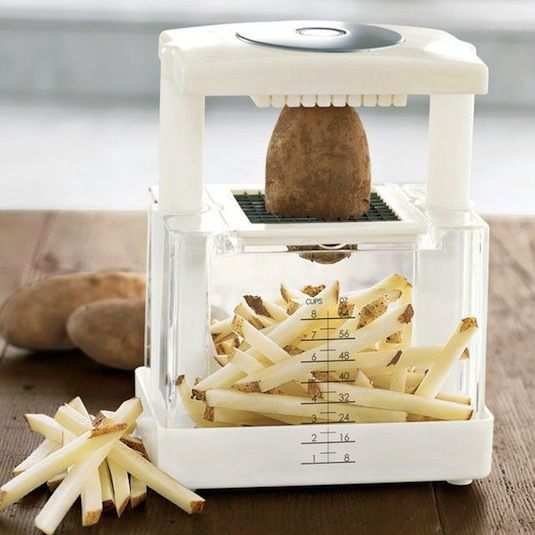 ادوات مطبخ جديدة تثير الدهشة