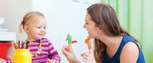 تنمية مهارات التحدث عند الأطفال