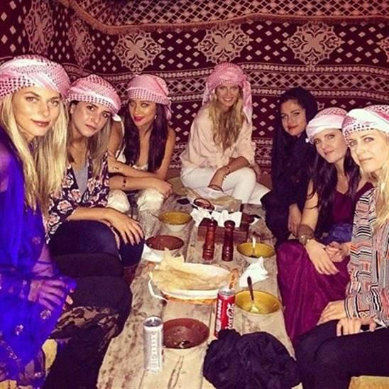 سيلينا غومز في دبي