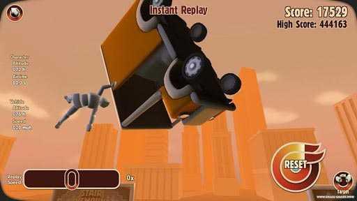 لعبة Turbo Dismount تحميل مباشر للاندرويد مجانية