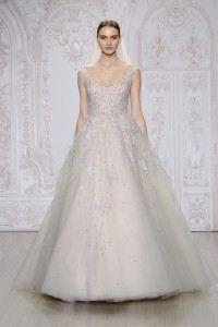 أجمل فساتين زفاف 2015