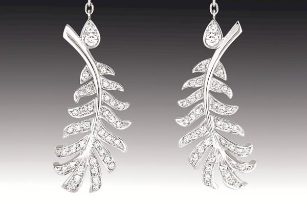 مجموعة المجوهرات من شانيل