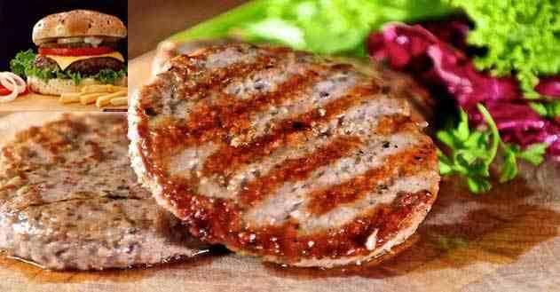 برغر اللحم و طريقة تحضيرها في المنزل من احلى عالم