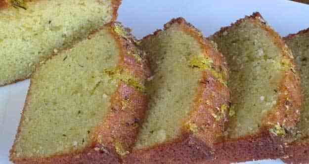 كيكة الزعتر الأخضر طبق لذيذ و مفيد لعائلتك