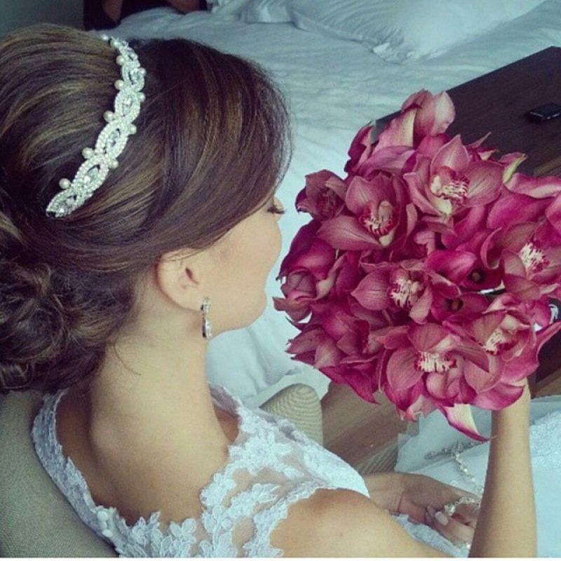 ورد طبيعي للعرائس