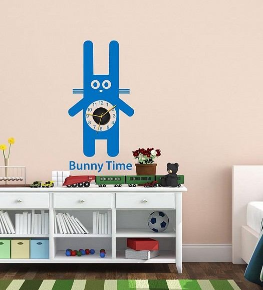 b51f204a3 ساعات حائط لغرف الأطفال جميلة و أنيقة جدا