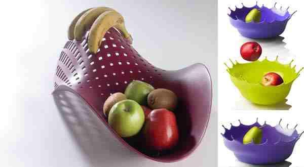 أطباق تقديم الفواكه بطريقة مختلفة و مبتكرة