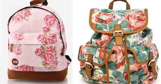 حقائب بنقشات الزهور الصيفية آخر صيحات موضة 2015