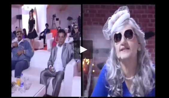شاهد رامز واكل الجو مع مصطفى يونس الحلقة 17 قمة الرعب