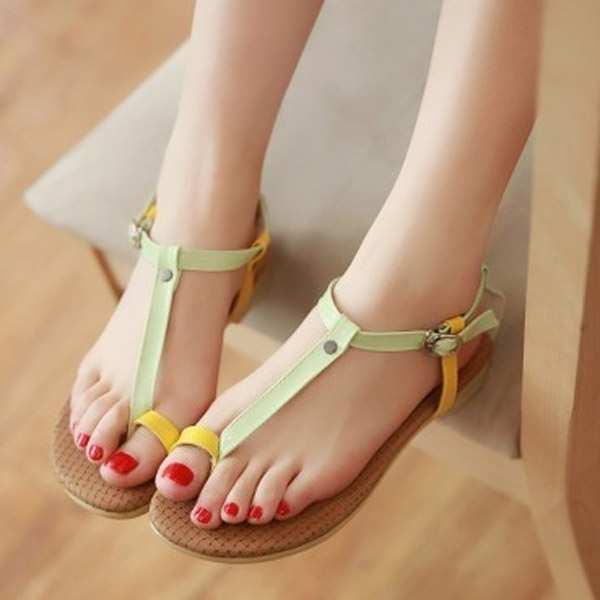 بالصور أجمل احذية صيف 2016