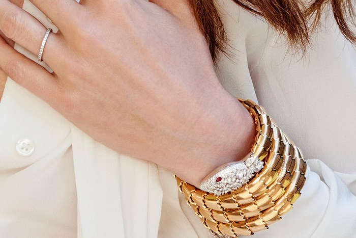 مجوهرات Serpenti سربنتي الجديدة