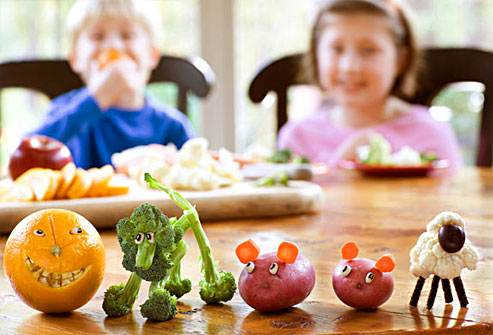 الأفوكادو غذاء الأطفال الجيد