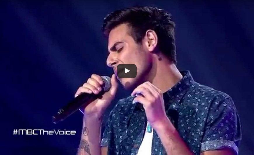 شاهد الحلقة الأولى من the voice الموسم الثالث عمر دين