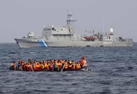 مسودة بيان: إرسال المزيد من حرس الحدود لدول غرب البلقان