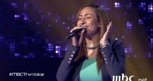 the voice الموسم الثالث اميرة ابو زيد