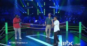 المواجهة يونس و محمد الطيب و عبد الصمد