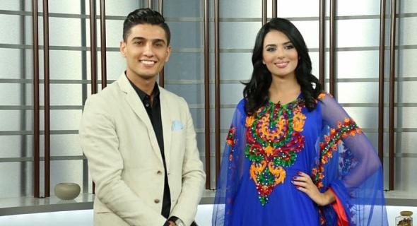 صور محمد عسافو و لينا قيشاوي