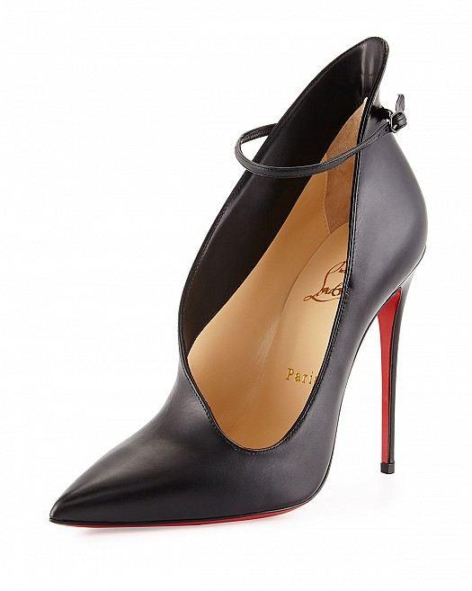 احذية المصصمة كريستينا لوبوتان