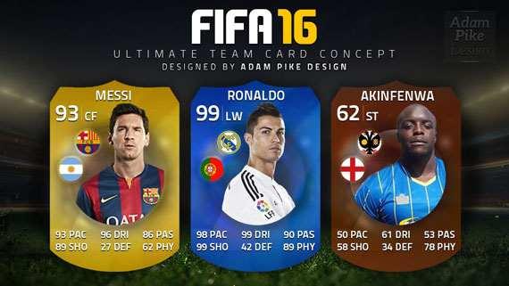 تحميل لعبة فيفا 16 افضل العاب الاندرويد FIFA 16 Ultimate
