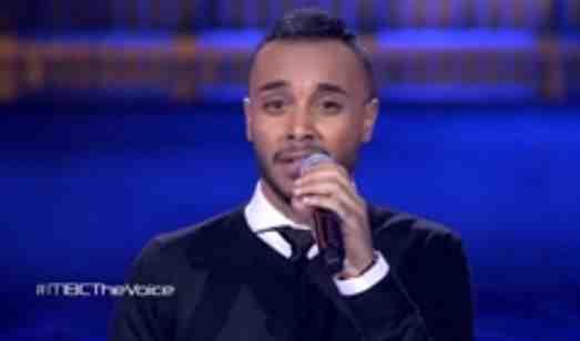 ذا فويس محمد الطيب العرض المباشر الثاني فريق شيرين