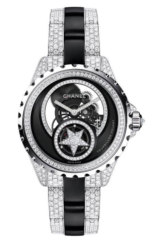 ساعة شانيل