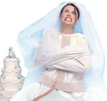 حلول للمشاكل الممكن مواجهتها قبل يوم زفافك