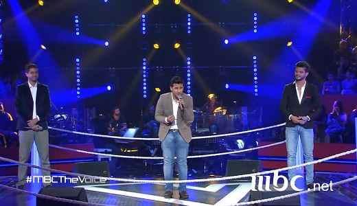 شاهد ذا فويس مرحلة المواجهة ريان جريرة و علي يوسف و ناصر فريق عاصي