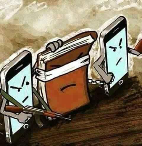 صور تبين كيف تسيطر تطبيقات الموبايل في كل شيء