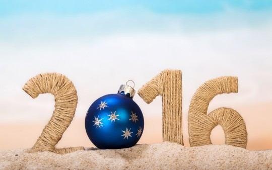 اجمل خلفيات رأس السنة و عيد الميلاد 2016