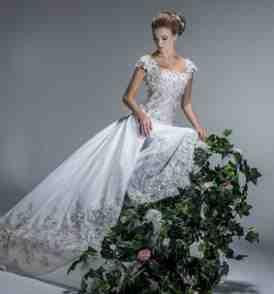 فساتين زفاف ساهر ضيا 2016 تشكيلة مميزة و انيقة