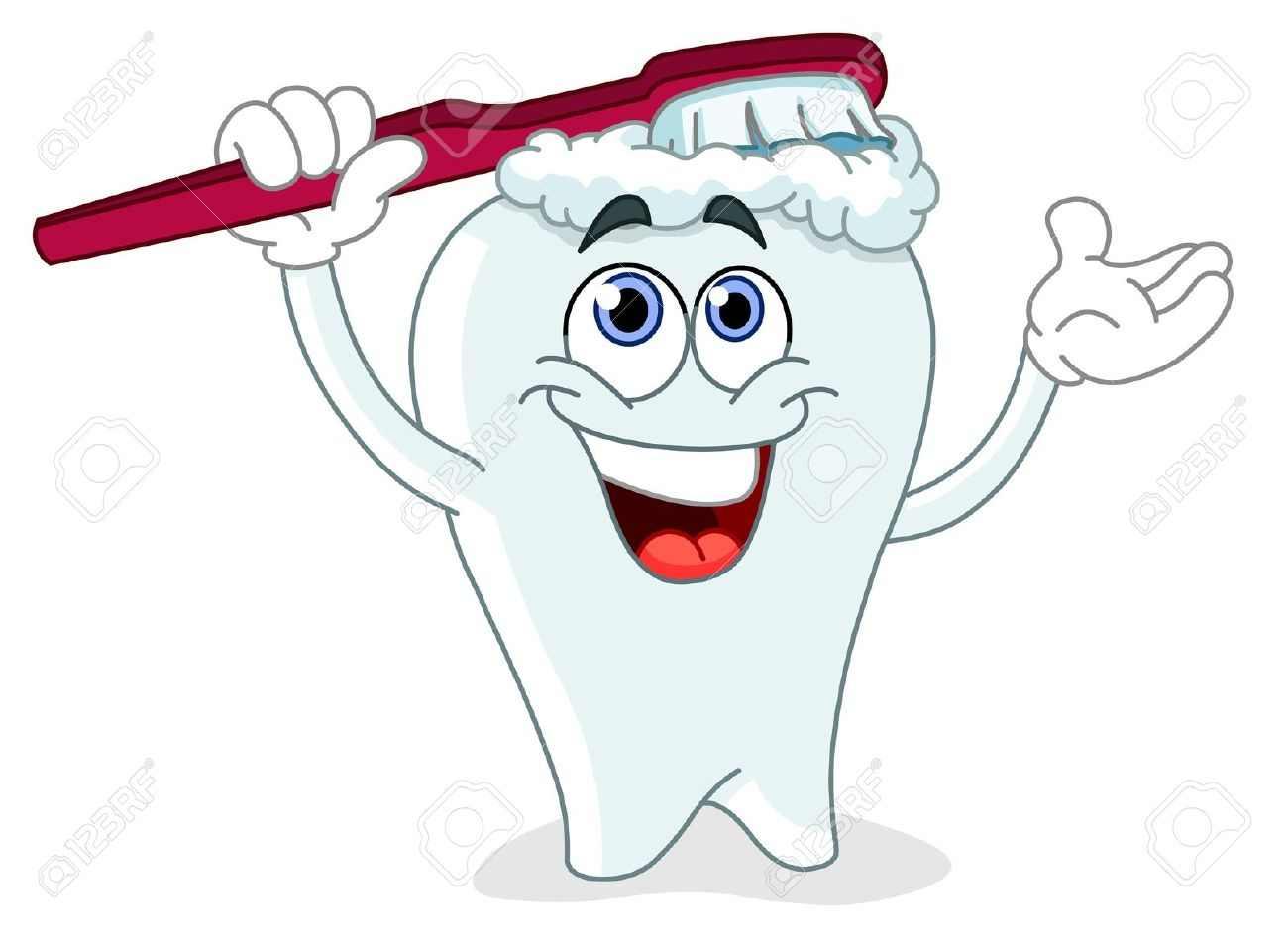 مقال شامل عن الاخطاء الشائعة اثناء عميلة تنظيف الاسنان