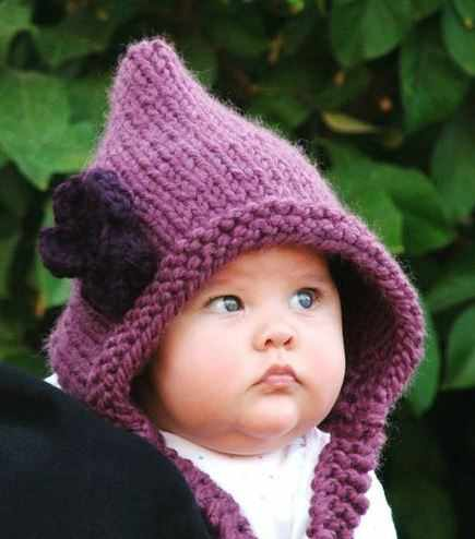 اجمل قبعات الصوف للاطفال