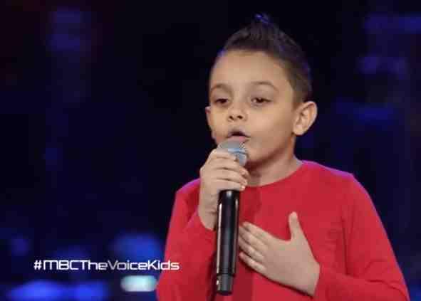 أحمد السيسي - كل ما قول التوبة - مرحلة المواجهة الأخيرة ذا فويس كيدز