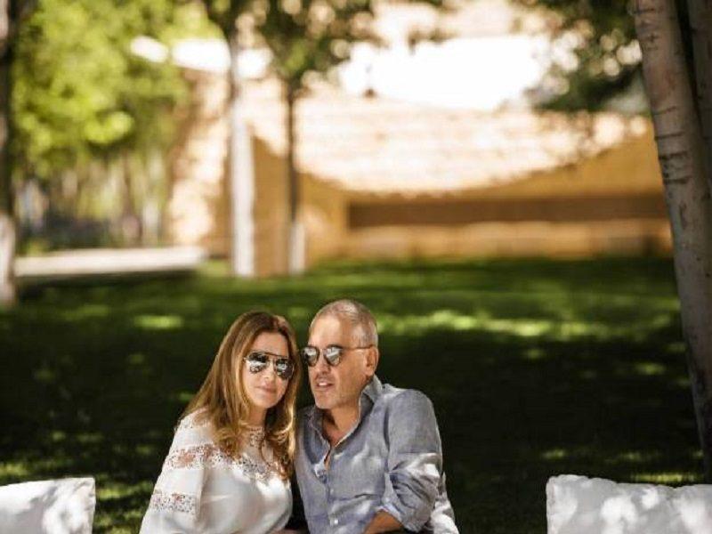 منزل المصمم العالمي في لبنان