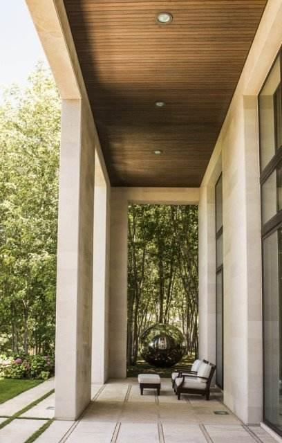 بالصور منزل المصمم اللبناني ايلي صعب