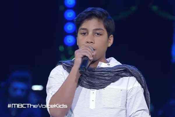 محمد عزيز الحديجي - عندك بحرية - المواجهة الأخيرة ذا فويس كيدز
