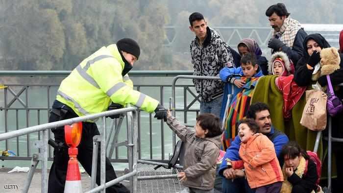 المانيا تحدد الدول التي يجب ترحيل اللاجئين منها فوراً