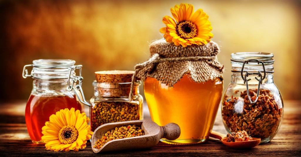 منتجات النحل