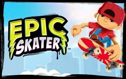 لعبة تزلج ايبيك سكوتر لأجهزة الاندرويد رائعة