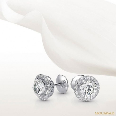 مجوهرات معوض الألماسية للعروس