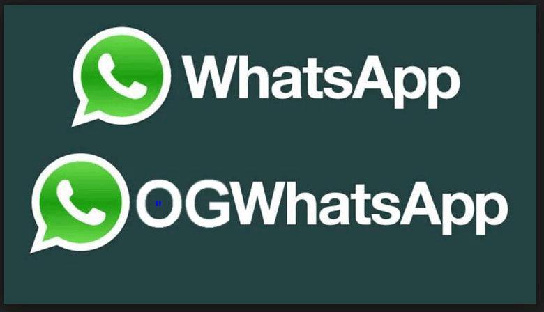 تطبيق أوجي واتساب لتشغيل رقمين واتساب على الاندرويد
